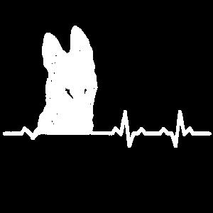 Heartbeat German Shepherd Heart Rate