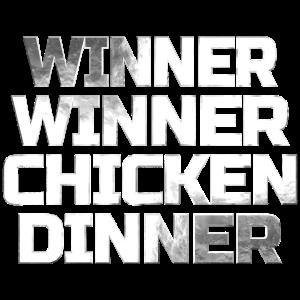 Winner Winner Chicken Dinner PUBG