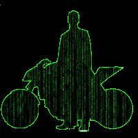 Matrix Biker
