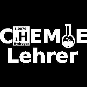 Chemie Lehrer Schule Unterricht Geschenk
