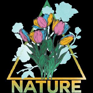 Blumen-Grafik-Natur-Blume