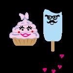 Cupcaki und Icenerd