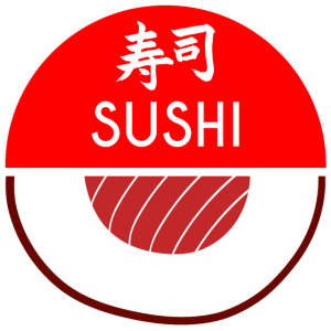 Sushi Japan Essen Reis Fisch Bar Zeichen Staebchen