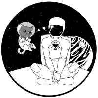 Space Cat - Love
