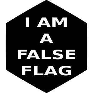 I am a false flag