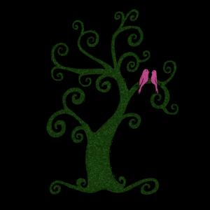 Filigraner Baum