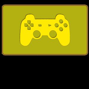 Gaming Spieler Joypad Geschenkidee