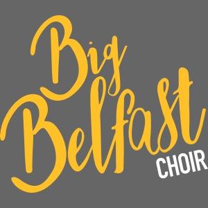 Big Belfast Choir Yellow white