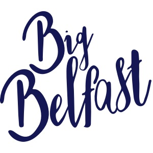 Big Belfast Choir Navy white