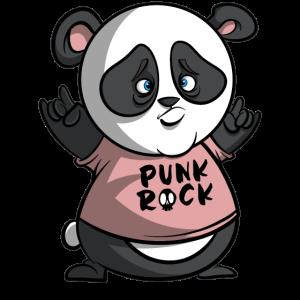 Punk Rock Panda