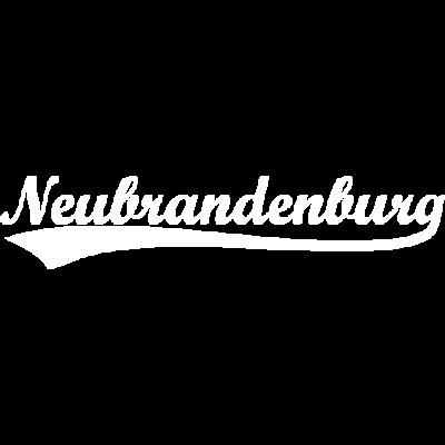 Neubrandenburg Weiß - Das Exclusive Neubrandenburg Shirt aus der schönen Vier Tore Stadt am Tollensesee. - Tollensesee,Tollense,Neubrandenburg,NB,Marienkirche,Geschenk