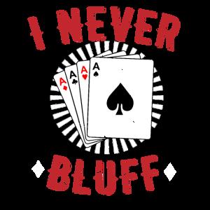 Poker Spiel Karten Casino Maennerabend Chips