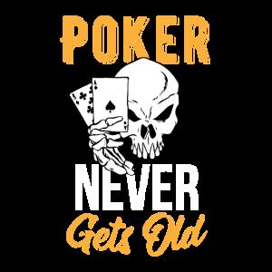 Poker Karten Spiel Casino Maennerabend Chips