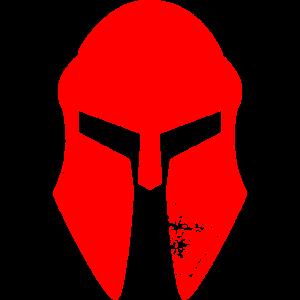 Spartan helmet/ Spartaner Helm