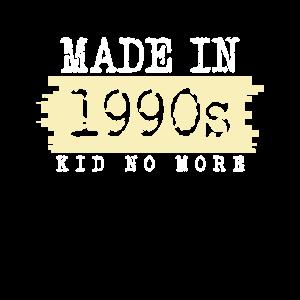MADE IN 1980s - Geboren in den 90er Kein Kind mehr