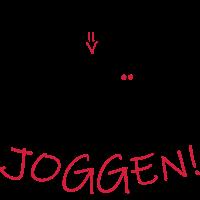 Lustig Jogging Spruch Sport Schnecke Geschenk