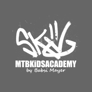 mtb kids academy3 white