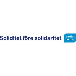 Soliditet före solidaritet