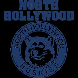 Hollywood Graphic North Hollywood Schlittenhunde