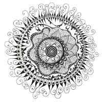 Doodle Spirale