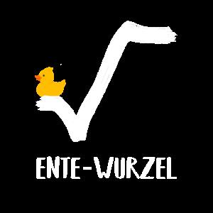 ente wurzel gross gelb DE