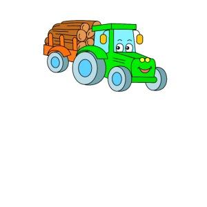 Traktor für Jungen und Mädchen