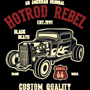 Hotrod rebel