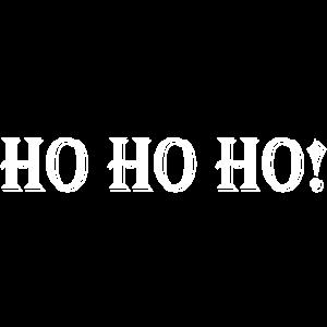 Weihnachten ho ho ho!