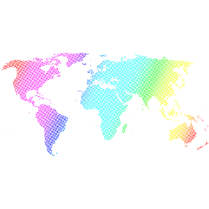 Rainbow World - Black Shirts Edition