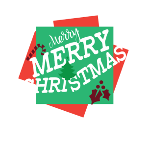 Frohe Weihnachten! Heiligabend Geschenk Idee xmas