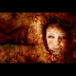 Farbphantasien -Herbststürme-