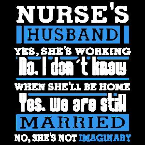 Das Ehemann-Hemd der Krankenschwester