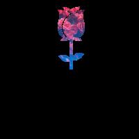 Rose Bild Gradient