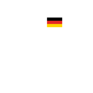 Geburtstag Motiv Made in Germany 2/1990 weiß