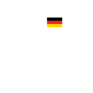 Geburtstag Motiv Made in Germany May 1990 weiß