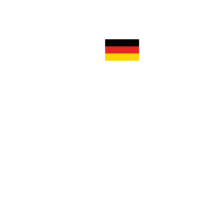 Geburtstag Motiv Made in Germany August 1990 withe