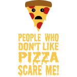 Pizza Spruch