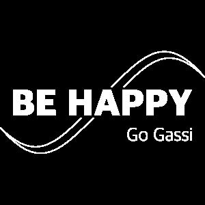 Be Happy - Go Gassi