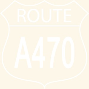 Route A470