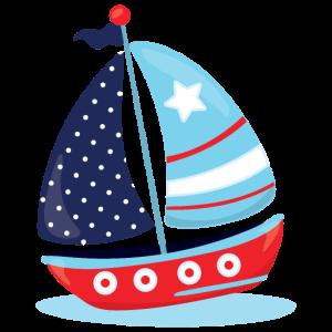 SEGELBOOT - Maritim Kapitän Anker Stern