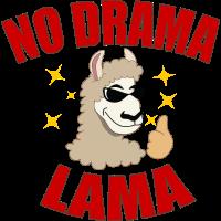No Drama Lama!