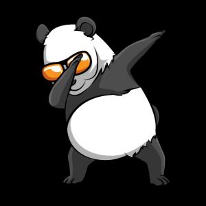 Dabbing Panda