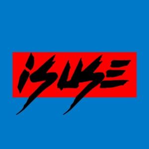 box logo red isuse