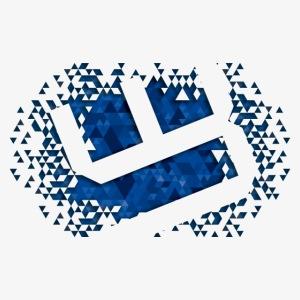 w4sted v2 logo blue