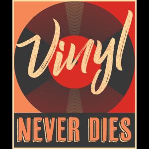 Vinyl stirbt nie