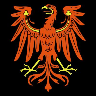 Brandenburg Wappen - Das Wappen des Bundesland Brandenburg - wappen brandenburg,brandenburgisches,brandenburger,brandeburgwappen,barndenburg,Wappen,Potsdam