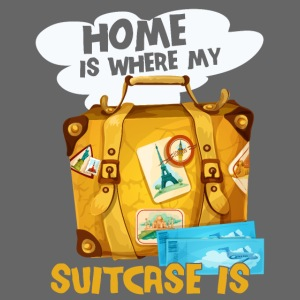 Home Is Where My Suitcase Is