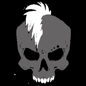 Punk Totenkopf