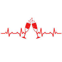 Heartbeat Red Wine Heart Rate