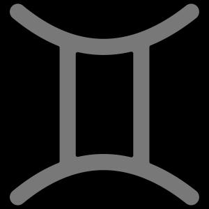 Zwilling Sternzeichen Tierkreiszeichen Horoskop
